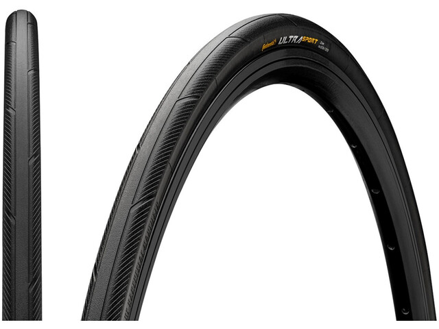 Continental Ultra Sport III Performance Clincher Band 650x25B, black/black